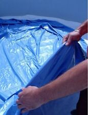 Spare Pool Liner for OVAL Swimming Pool