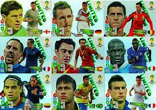 Panini Adrenalyn XL Fifa World Cup Brazil 2014  Limited Edition Cards