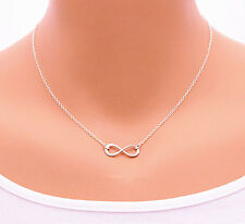 women jewelry infinity wish daily Necklace karma pendant cute girl necklace gift