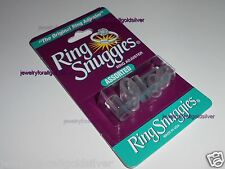 "Ring Snuggies Ring Guard ""The Oringinal Ring Adjuster"" 6 Assorted Ring Snuggies"