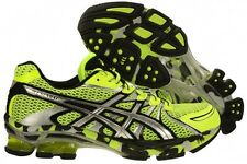 Mens Asics Gel Sendai Running Sneakers New, Flash Yellow T31dQ-0493 $180