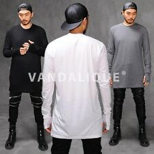 """XQUARE 23 Extended Drop Arm Warmer Jersey Shirt 32"""" Kanye A$AP FABRIXQUARE t562"""