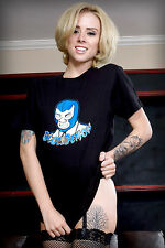 Blue Demon - Lucha Libre -  Luchador - Pre-shrunk 100% cotton t-shirt