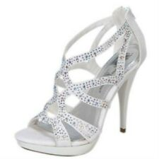 Blossom Beyonz-67 Women Prom Dress Heel Shoes