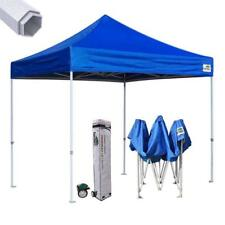 New Eurmax Canopy Heavy Duty 10X10 Ez Pop Up Canopy Commercial Tent+Wheeled bag