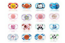 RazBaby Keep It Clean Dummy Soother Pacifier,   **15  Designs**