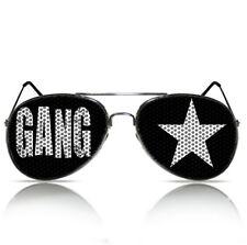mygafas Fasching Partybrille Spaßbrillen BlingBling Party Spass Brille Gang Star