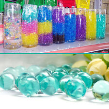 Water Beads Pearls Jelly Marbles Balls Spheres Decor Plant Magic Crystal soil