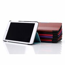 New Crazy Horse Folding Stand Leather Case For Tablet ASUS MEMO Pad8 ME181C