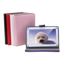 "9 Inch PU Leather Folding Folio Stand  Smart Case Cover Skin for 9"" Tablet PC"