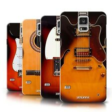 STUFF4 Back Case/Cover/Skin for Samsung Galaxy S5/SV/Guitar