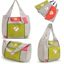 Portable Recycle Shopping Collapsible Storage Bags Nylon Waterproof GLBB003