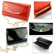 Women Shopping Handbag Shoulder Bag Strap Purse Wallet Clutch Cross Bump