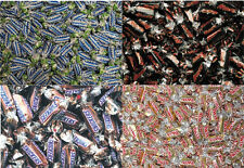 Snickers, Mars, Bounty & Twix Mini Chocolate Candy Pcs in Bulk From Mars Foods