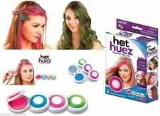 Onorevoli HOT HUEZ temporaneo dei capelli Chalk Dye soft PASTEL Donne Party A COLORI KIT