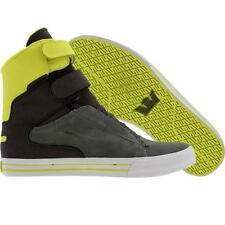 Supra TK Society - Neon Max Pack (grey suede / neon) S34047