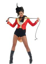Ringmaster Dress Costume - Fancy Dress Costume - Halloween - New