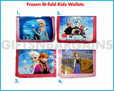 DISNEY FROZEN GIRLS COIN WALLET BIRTHDAY PARTY GIFT LOOT BAG FILLERS TRI-FOLD