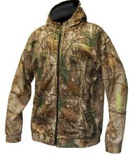 NEW XL Realtree Mens APX Xtra Scent Factor Zip Hoodie Coat Camo Hunting Jacket
