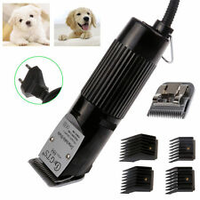 GTS Electric Pet Dog Cat Hair Trimmer Shaver Razor Grooming Clippers family use