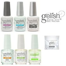 Harmony Gelish Essentiel - Foundation Base/Top It Off/Pro Bond/pH Bond/Nourish