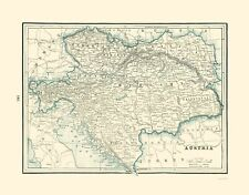 AUSTRIA BY RATHBUN 1893
