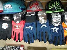 NFL Sport Utility Work Gloves NEW (Pick Your Team !!!)