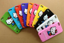 iPod Touch 5 Case - Hello Kitty Soft Silicone Cover (5th Generation)