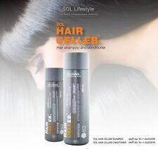 Hair CeLLEB for Building Thickening Hair,Damage Hair Shampoo & Conditioner 250ml