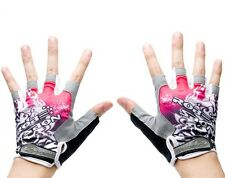 Sports Cycling Bicycle GEL Shockproof Breathable Half Finger Gloves Size M-XL