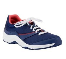 Ladies Vionic by Orthaheel KONA Navy MEDIUM WIDTH Sneaker-PREOWNED! (10BB2)