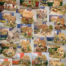 Lilliput Lane Collection - All Boxed and with Deeds