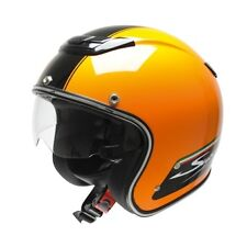 CASCO MOTO SUPERLEGGERO ARANCIO FULL JET ASTONE HELMET SPORTSTER ORANGE