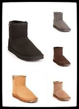 Made In Australia EMU PLATINUM STINGER MINI Water Resistant UGG Boots