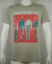 Licensed TALKING HEADS More Songs About Buildings and Food T-Shirt S M L XL NEW