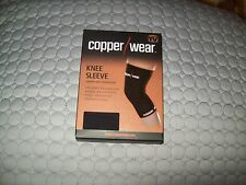 Copper Wear Compression Knee Sleeve Med-X-Large-XX-Large
