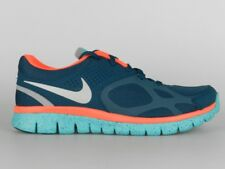 Nike FLEX 2012 EXT - 543825 360 New Mens Miami Dolphins Running Shoes Sneakers