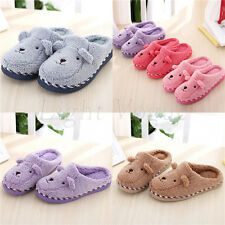 New Unisex Cute Sheep Winter Warm Soft Antiskid Indoor Home Slippers Gift 25