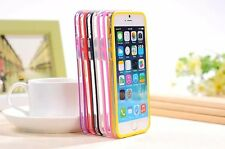 New Free Shipping  Fashion Color Frame Skins Cases Covers For 4.7 Inch I Phone 6