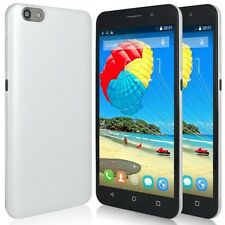 "5.5""Android Dual Core Dual Sim Unlocked 3G/2G/GPS Smartphone AT&T Straight Talk"
