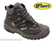 SAFETY HIKING BOOTS - GRISPORT - SIZE 6 7 8 9 10 11 12 - DIRECTOR STEEL TOE