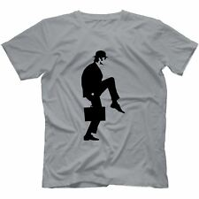 Ministry Of Silly Walks T-Shirt 100% Cotton Monty Python Inspired