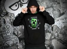 Minecraft Creeper Inside Hoodie Official UK Stockists