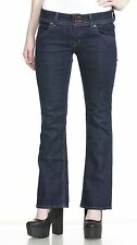 Hudson Jean Petite Signature Boot Cut Flap Women Denim Size 24 - 32 Lisa