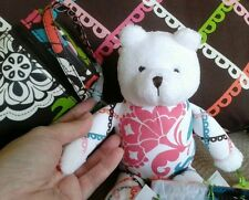 Vera Bradley Baby Plush Bear in Lola for Baby Girls~NWT~SOLD OUT~Or Bottle Caddy