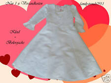 Wedding Flower Girl Dress Communion With Bolerojacke Size 92-146