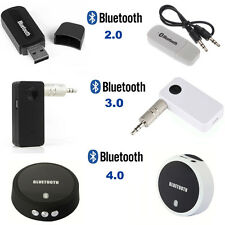 Bluetooth Musik-Receiver Adapter Empfänger für iphone/ipad/samsung S5 S4 S3/HTC