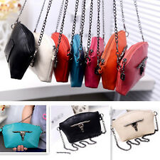 Brand New Summer Korean Retro Wallet Shell Bag Fashion Chain Shoulder Bag Purse