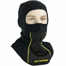 Scorpion Balaclava Helmet Liner Black (All Sizes)