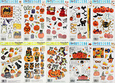 Halloween E-Z Rub On Transfers - Acid Free For Card Making and More - You Pick